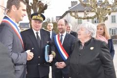 Antoine Vielliard, Jacqueline Gourault, MODEM Haute-Savoie, UDI 74, La république en marche haute savoie