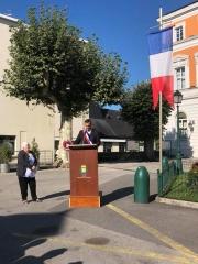 libération de St Julien en Genevois