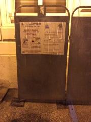 primaires et panneaux électoraux