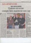 Article du Dauphine sur Guitare en Scene.jpg